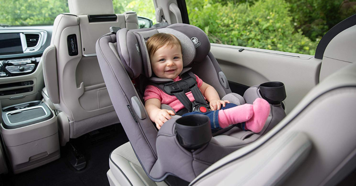 Amazon Prime Safety 1st Grow And Go 3 In 1 Convertible Car Seat