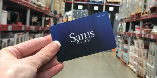Sam's Club Membership Deal: Free $25 Gift Card, Free Food Items & More