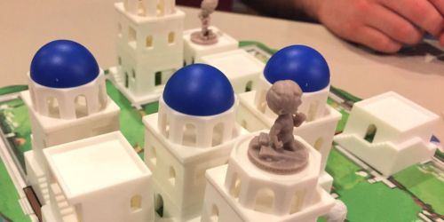 Santorini Strategy-Based Board Game Just $17.88 (Regularly $30)