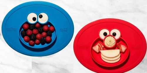 ezpz Sesame Street Placemat AND Book Only $19.99 Shipped (Regularly $35)