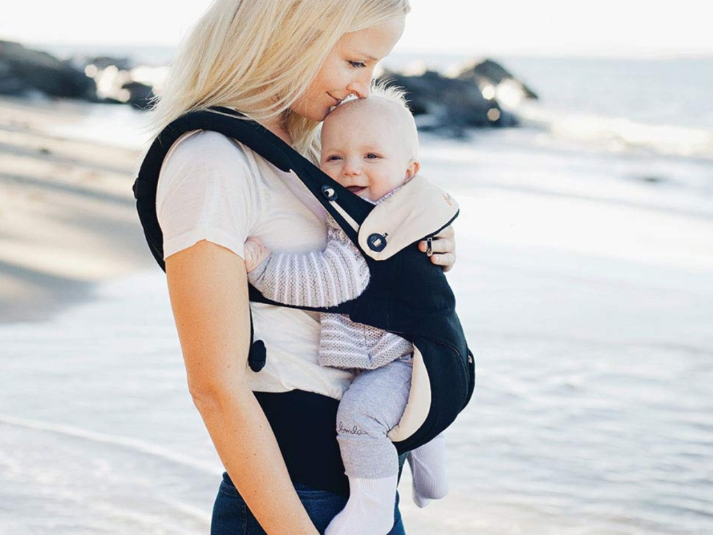 Shadow Black 360 All-Position Baby Carrier
