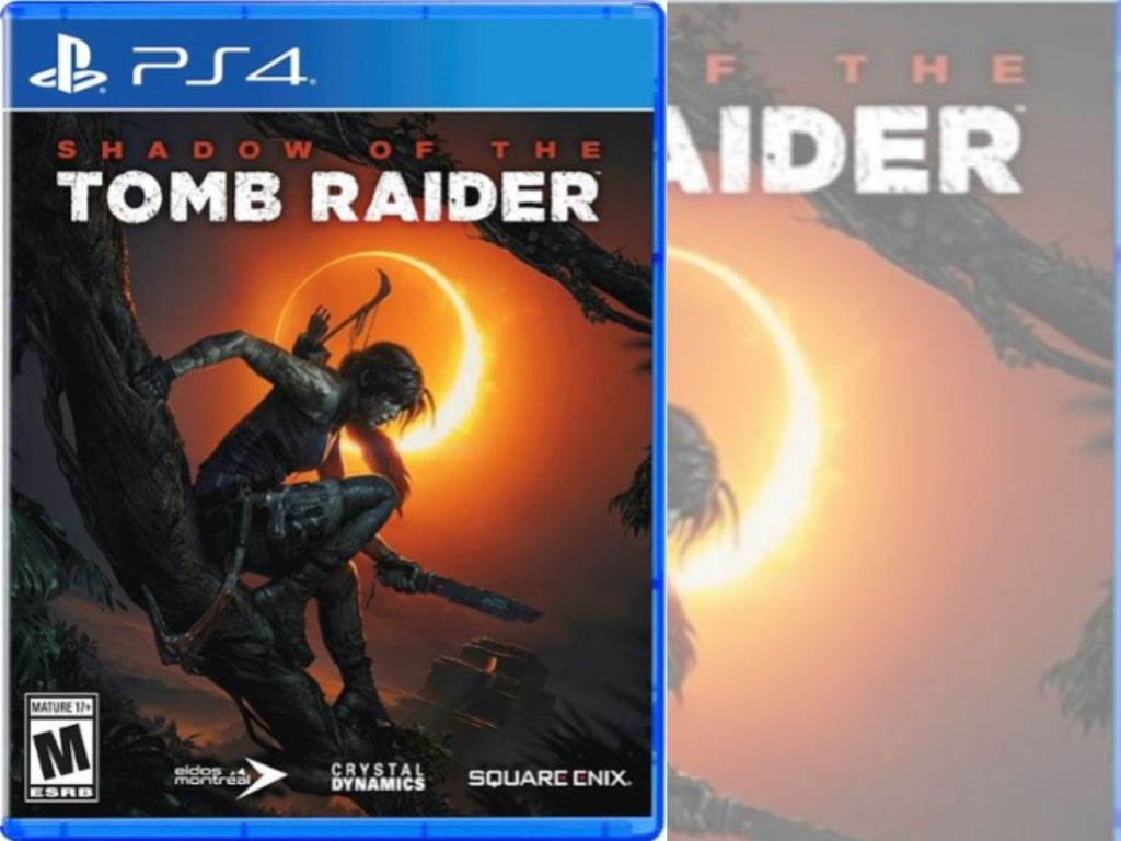 Shadow of the tom raider ps4