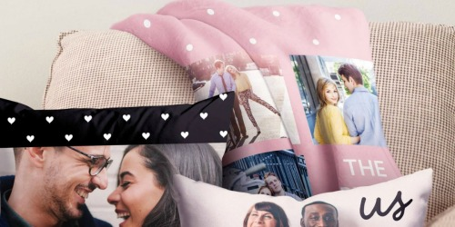 Snapfish LARGE Personalized Fleece Photo Blanket Only $16.99 Shipped (Regularly $70)