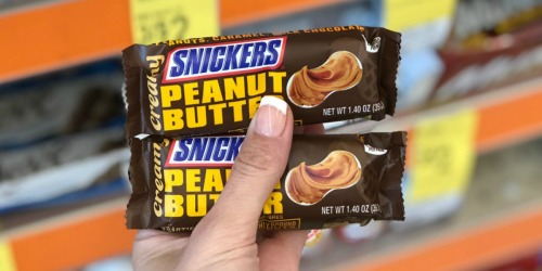 2 FREE Snickers Candy Bars at Walgreens Starting July 7th