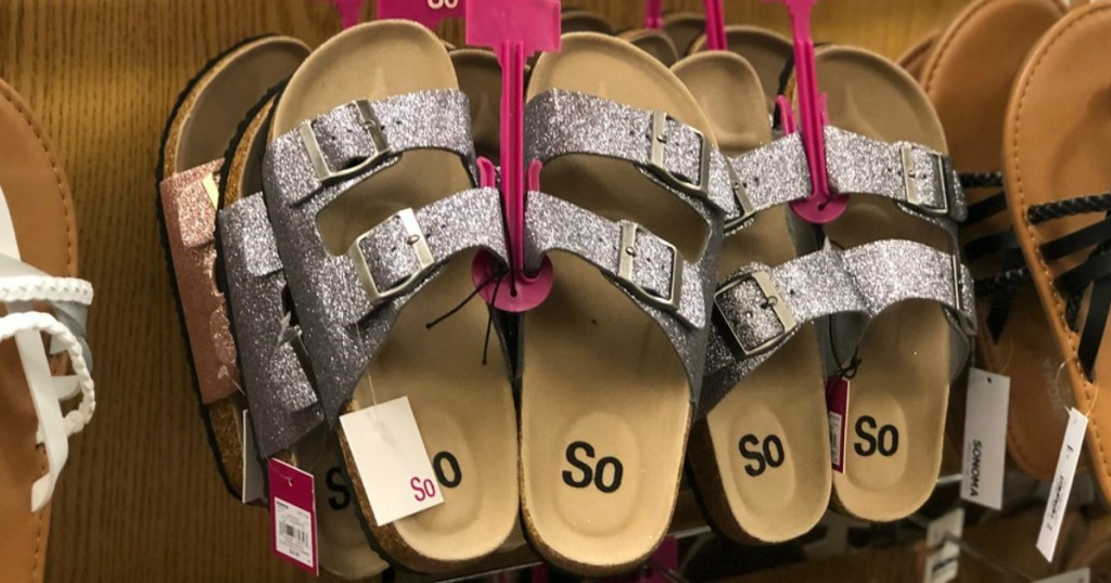 59ba60d5b631 Women's Sandals as Low as $6.99 Shipped for Kohl's Cardholders ...