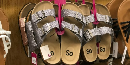 Women's Sandals as Low as $4 Shipped for Kohl's Cardholders (Regularly $17-$25)