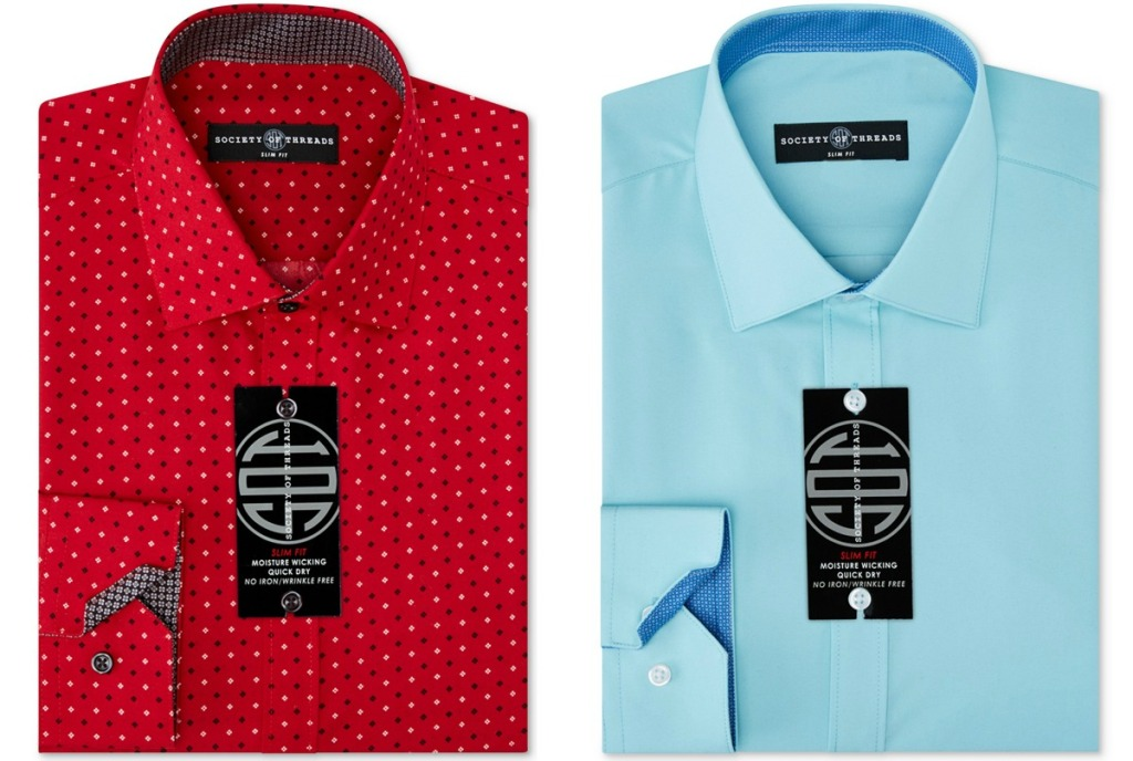 Society of Threads Dress Shirts