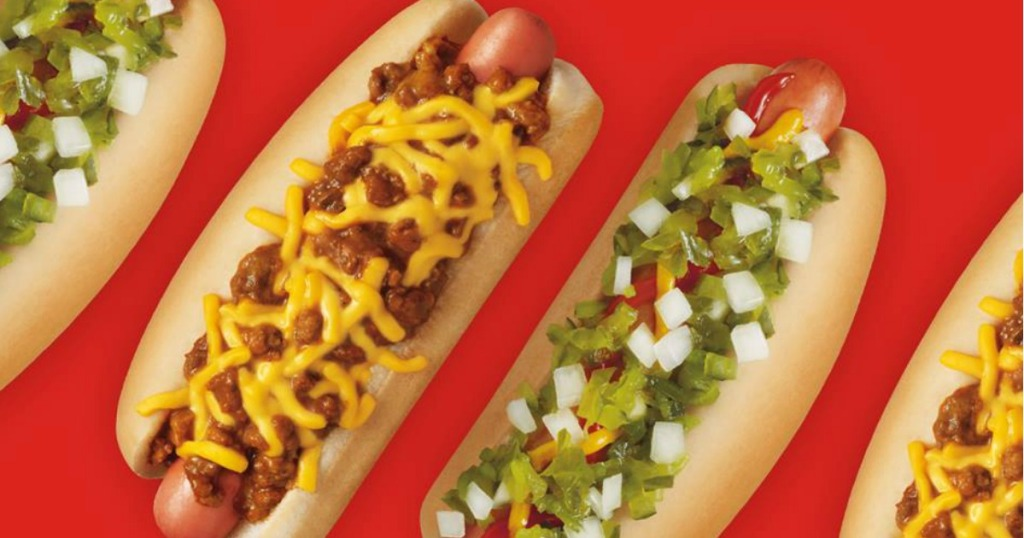 Sonic Drive-In Hot Dog