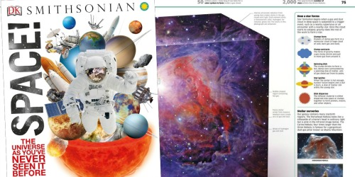 Best Selling Smithsonian SPACE! Book Only $11.24 (Regularly $25)