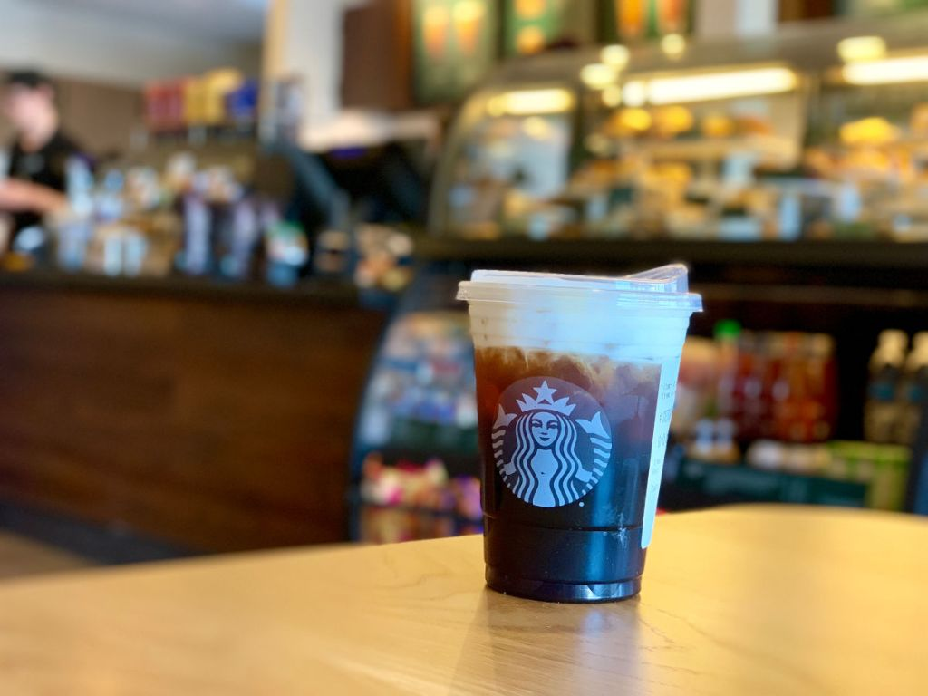 Free Tall Starbucks Nitro Cold Brew First 50 000 Hip2save