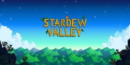Stardew Valley Nintendo Switch Digital Download Only $11.99