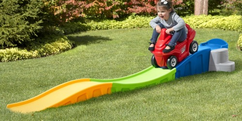 Step2 Up & Down Roller Coaster Ride-On Toy Only $75 Shipped (Regularly $120) – Awesome Reviews