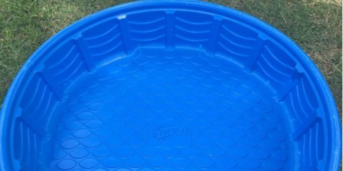 Plastic Wading Pool Only $6.99 at Ace Hardware (Great for Kids & Pets!)