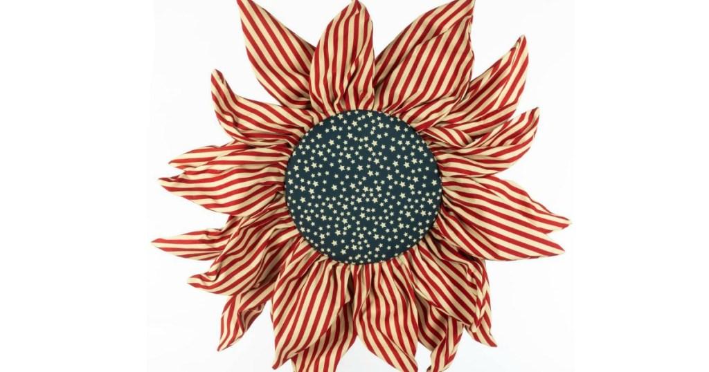 Americana Sunflower Decor