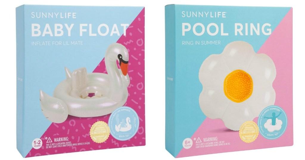 Sunnylife pool floats