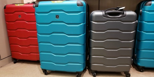 Tag Hardside Spinner Suitcases Only $49.99 Shipped at Macy's (Regularly $200+) – Any Size