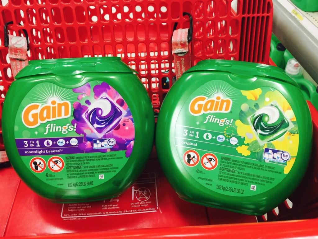 Target Gain FLings