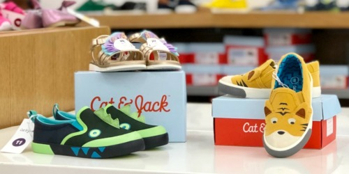 Buy One Kids Shoes, Get One 50% Off at Target (Sandals, Sneakers & More)