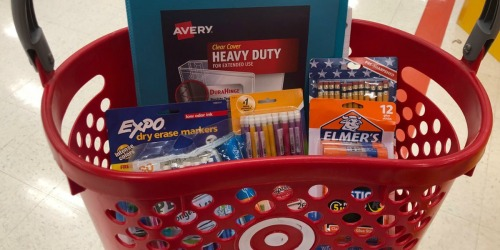 Educators Score Extra 15% Off Classroom Supplies, Furniture & More at Target (Last Day)