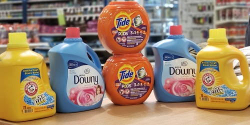 Up to 60% Off Tide PODS, Gain Flings & More After Target Gift Card