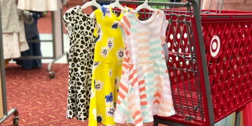 25% Off Toddler Sleepwear & Dresses at Target (In-Store & Online)
