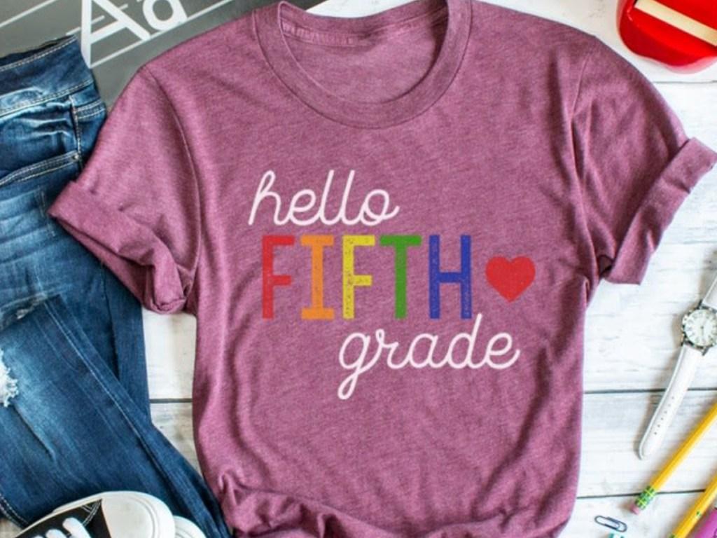 Teacher Grade T-Shirt