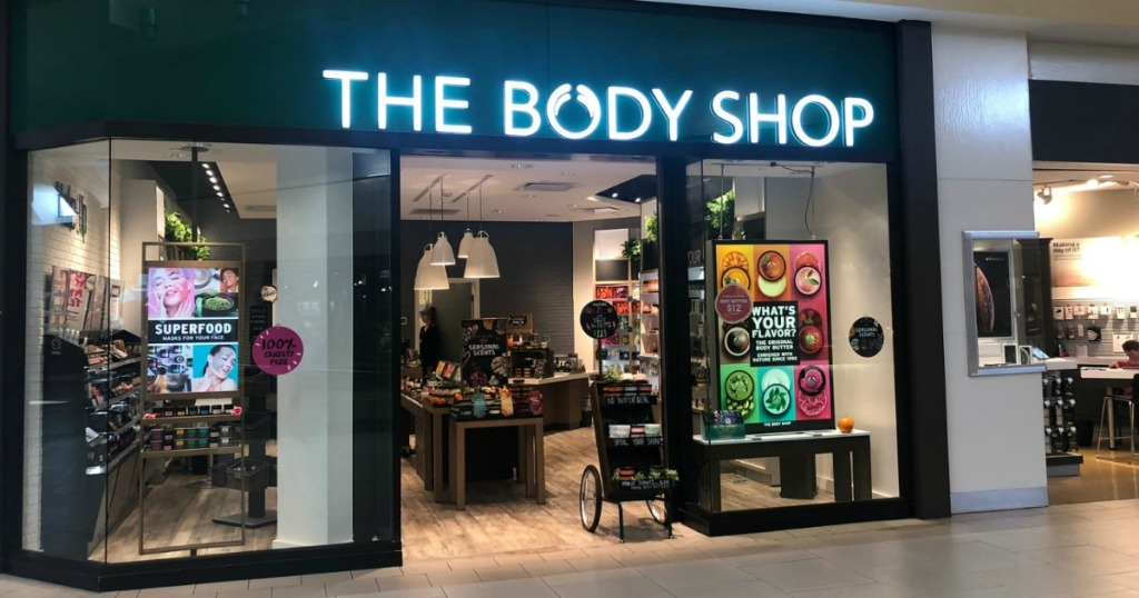 7e6a86d311 Up to 75% Off The Body Shop Products + FREE Shipping