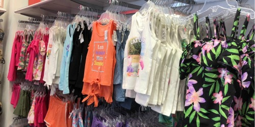 The Children's Place Tank Tops from $1.49 Each Shipped + More Baby & Kids Clothing Deals
