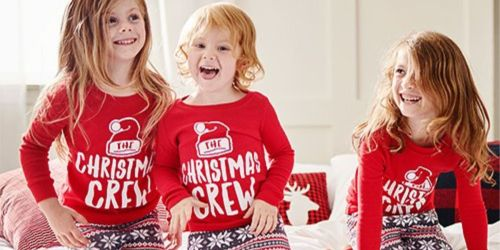 Matching Christmas Pajamas for The Whole Family as Low as $19.99 Each at Zulily