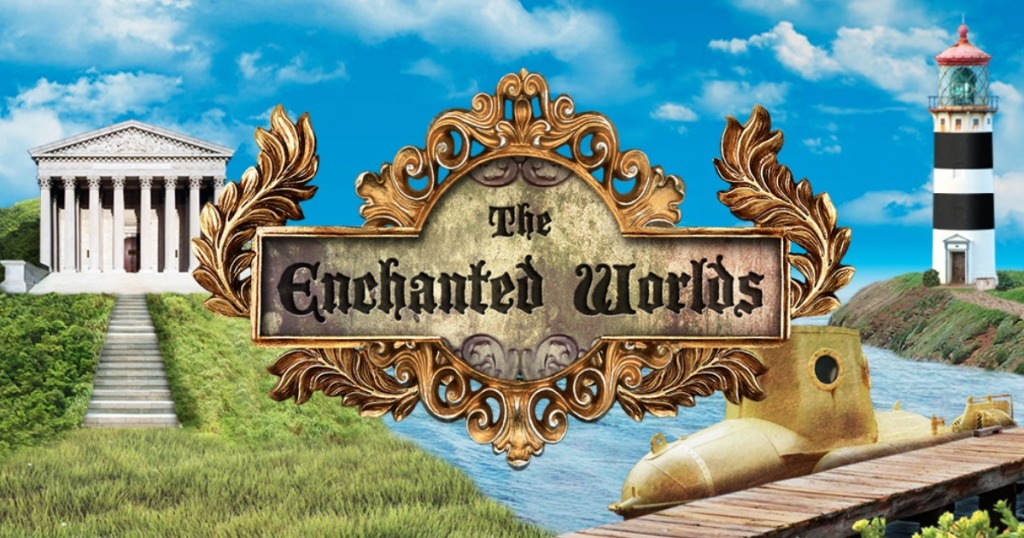The Enchanted Worlds app