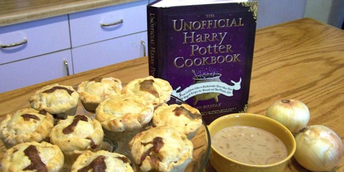 The Unofficial Harry Potter Cookbook is a Best Seller w/ Over 1,200 5-Star Reviews
