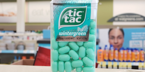 Tic Tac Mints Only 24¢ at Walgreens (Just Use Your Phone)