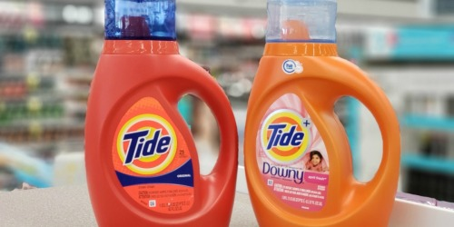 Tide Laundry Detergent Only $2.99 Shipped on Walgreens.com