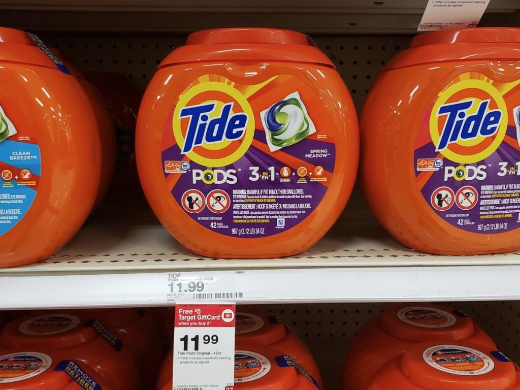 Tide Pods Target