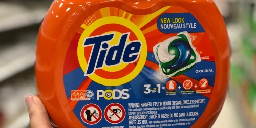 Amazon Prime: Tide PODS or Gain Flings 96-Count Only $16 Shipped