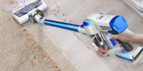 Tineco Cordless Stick Vacuum Only $139.99 Shipped on Amazon (Regularly $200)