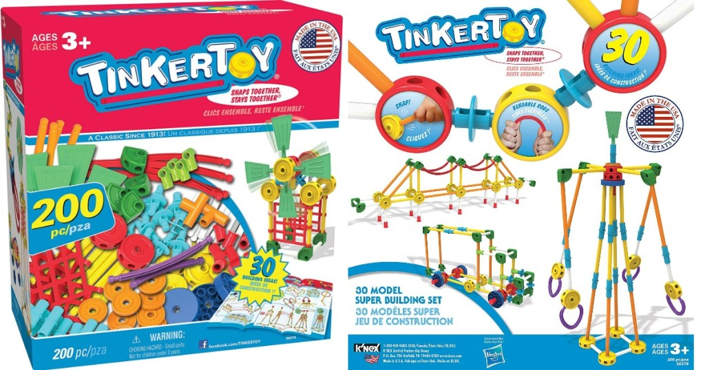 tinkertoys box