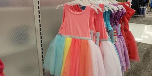 25% Off Cat & Jack Toddler Dresses at Target (In-Store & Online)