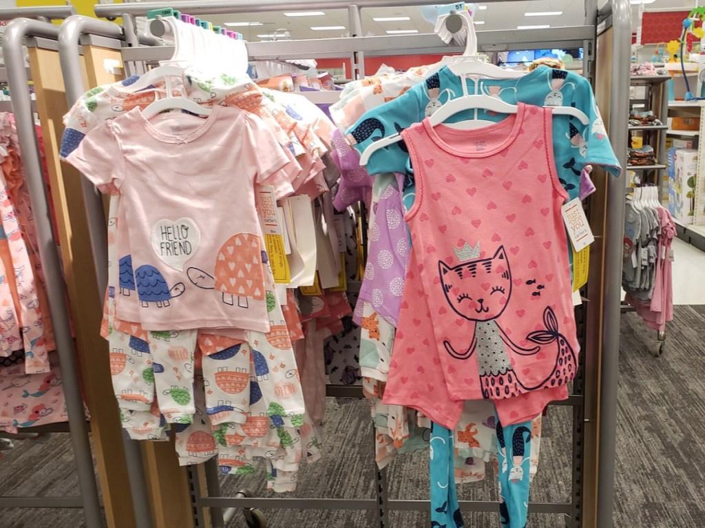 Toddler Girls Sleepwear Target