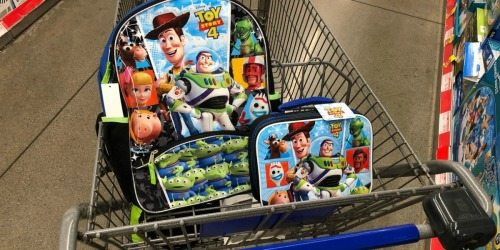 Fun Back-to-School Toy Story 4 Finds at ALDI + More