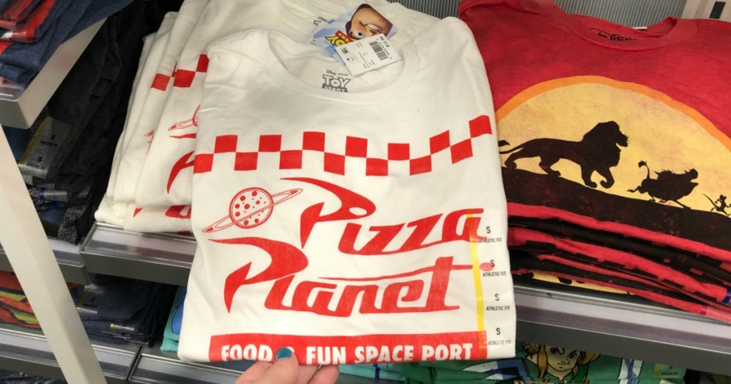 Toy Story Pizza Planet tee at Target