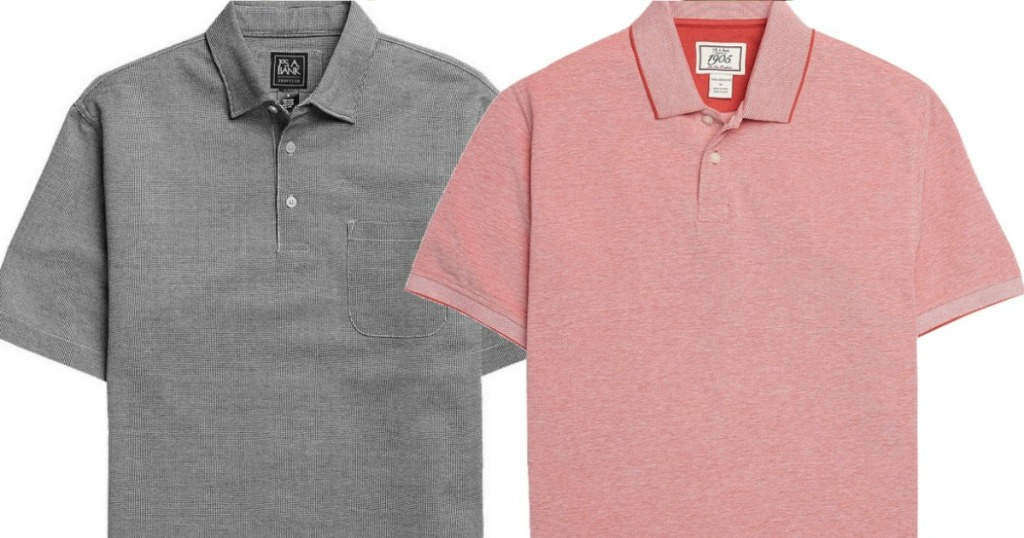 Traveler's Collection Polos from Jos A Bank