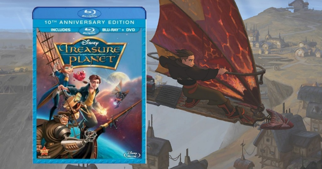 Treasure Planet Blu-Ray Combo Pack