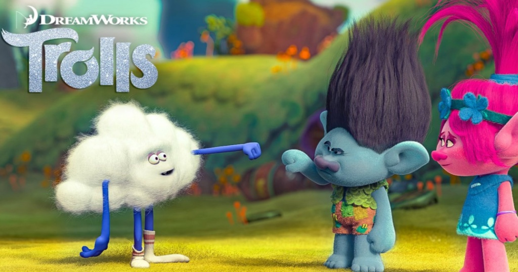 Trolls Special Edition 4K Ultra HD + Blu-ray