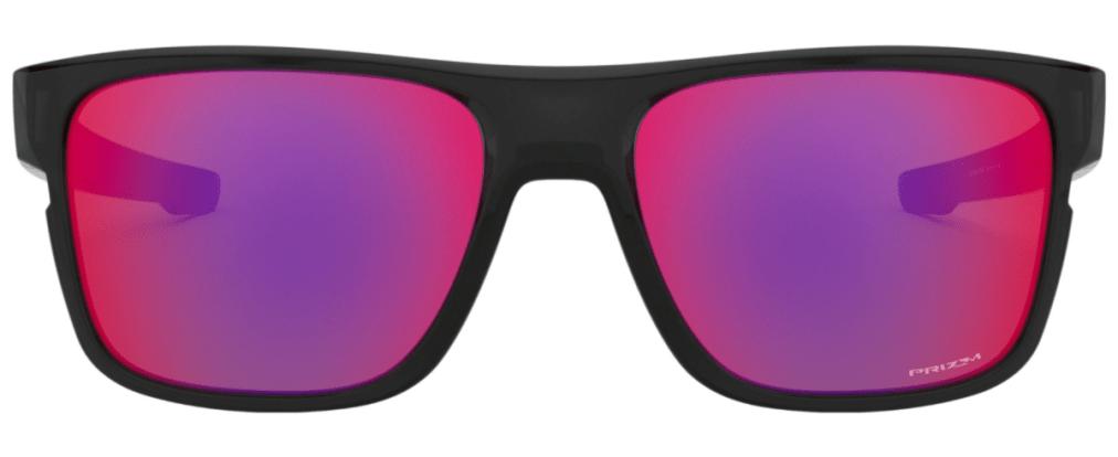 Oakley CrossRange Prizm Road Sunglasses front view