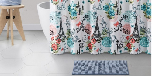 Bathroom Sets as Low as $13.99 Shipped at Macy's (Shower Curtain, Rug & More)