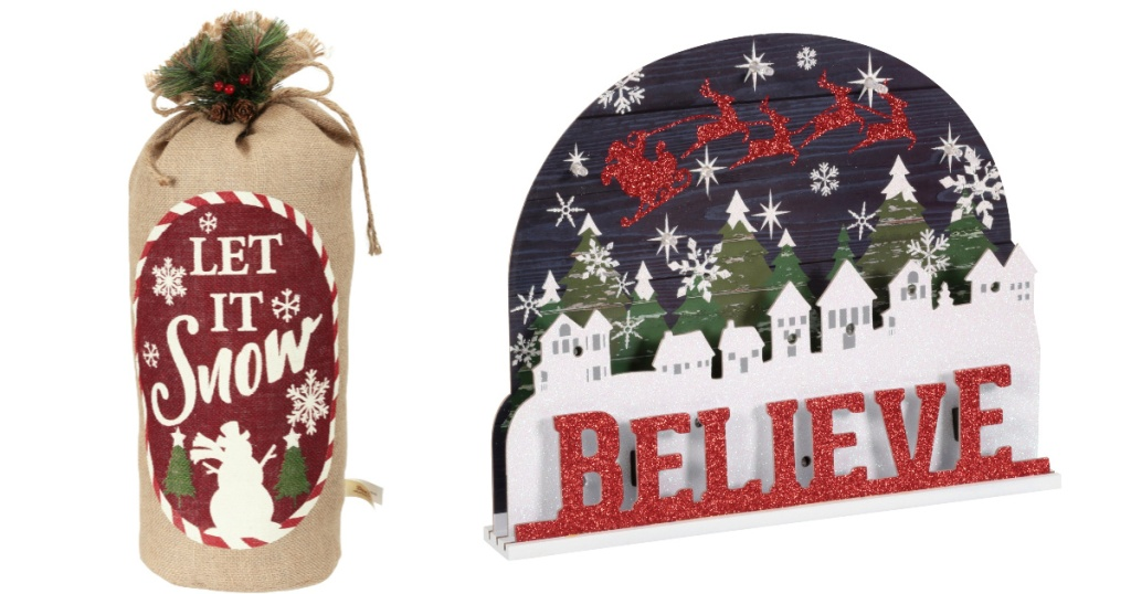 Walmart Holiday Decor