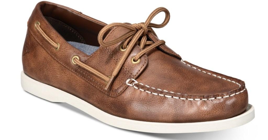 vintage mens benny boat shoes macys