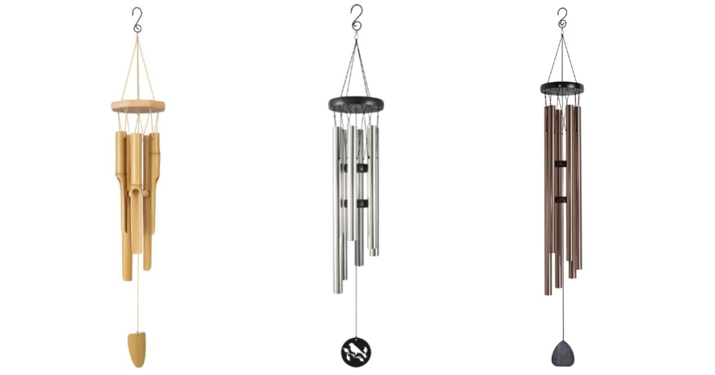 wind chimes at lowes