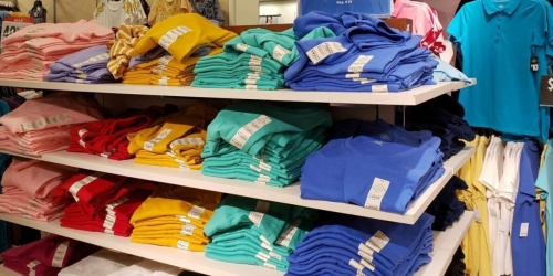 St. John's Bay Women's Tees as Low as $2.57 Each at JCPenney